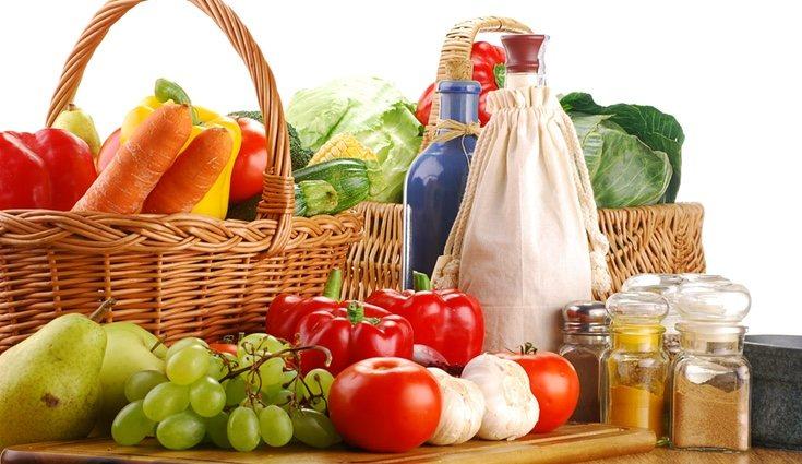 Podemos encontrar los monosacáridos en hortalizas, frutas o frutos secos
