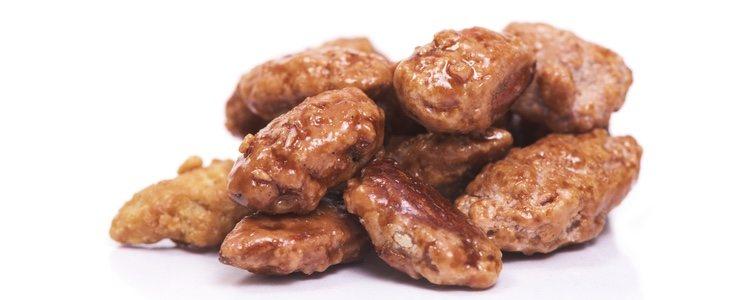 Hay un concepto equivocado cuando comemos almendras, las que engordan son las que no son naturales