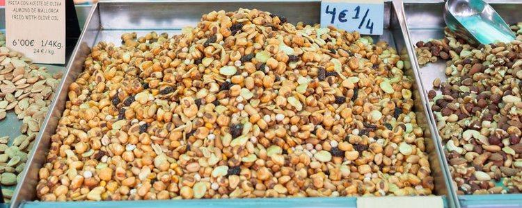 Una porción de frutos secos al día no engordan ni dañan nuestra salud