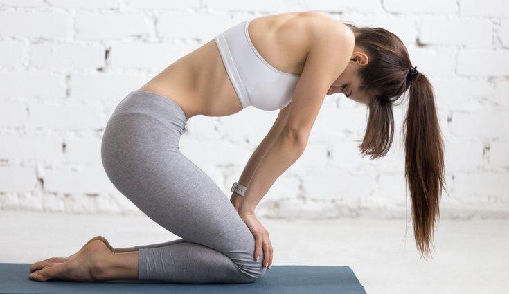 Los hipopresivos ayudan a fortalecer el abdomen tras el embarazo