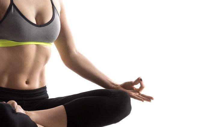 La respiración es fundamental en estos ejercicios