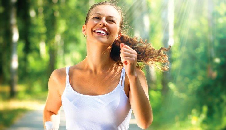 Los ejercicios aeróbicos son perfectos para quemar calorías