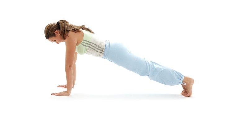 Realizar ejercicios de plancha hará que aumentemos nuestra resistencia y quemarémos calorías