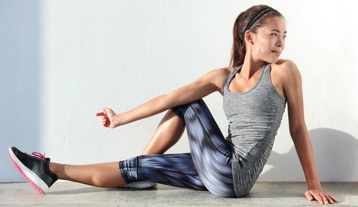 Es necesario estirar todas las partes del cuerpo