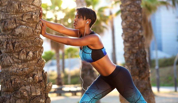 Al calentar antes de correr nuestros músculos entran en calor
