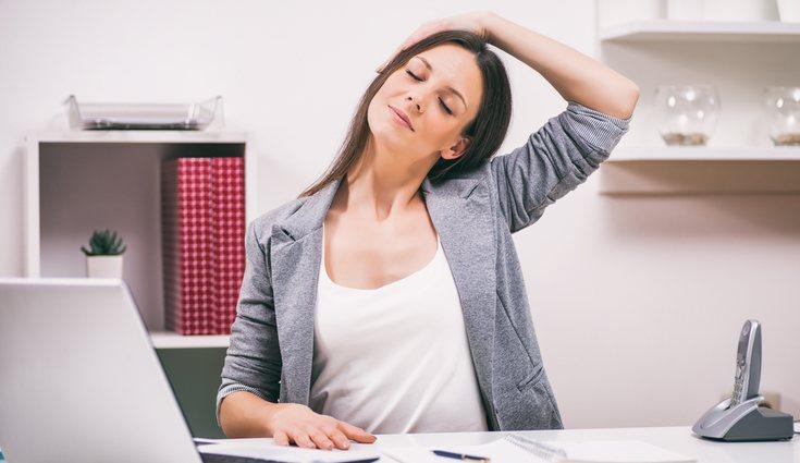 La postura de al día a día causan muchas dolencias de espalda