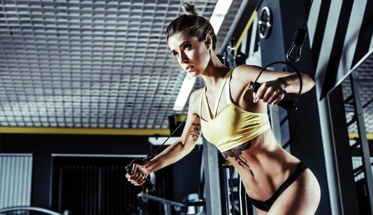 Es fundamental realizar los ejercicios progresivamente para no lesionarnos