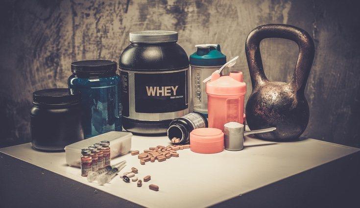 Los suplementos deportivos ayudan a ganar masa muscular