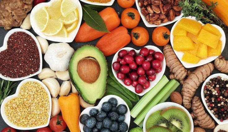 Las frutas también contienen hidratos de carbono