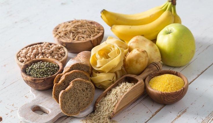 Legumbres, patatas, cereales o verduras contienen polisacáridos