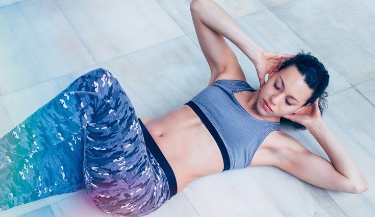 Hacer estiramientos tras la sesión es muy importante para evitar lesiones