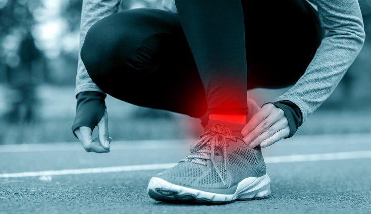 Un mal uso de las zapatillas puede ocasionar lesiones