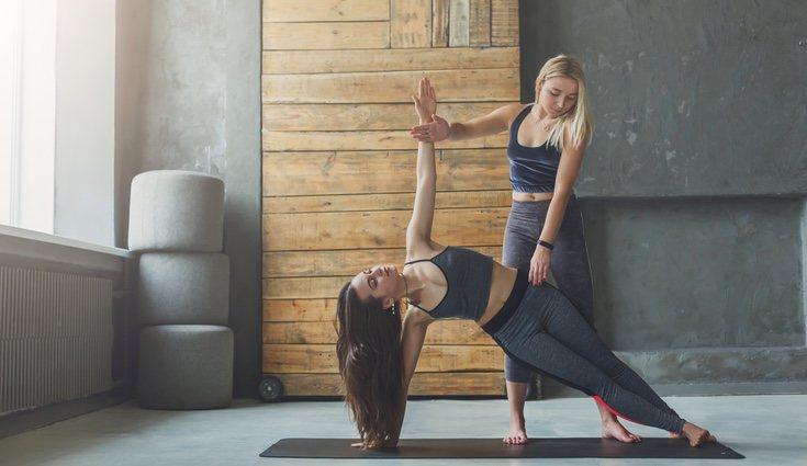 Los estiramientos estáticos son muy sencillos de realizar y relajar el cuerpo