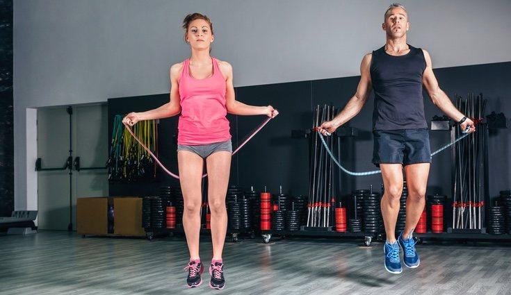 En el fartlek puedes realizar ejercicios aeróbicos o anaeróbicos