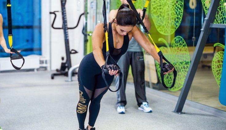 Con esta actividad la parte de nuestro cuerpo que más usaremos será la parte central
