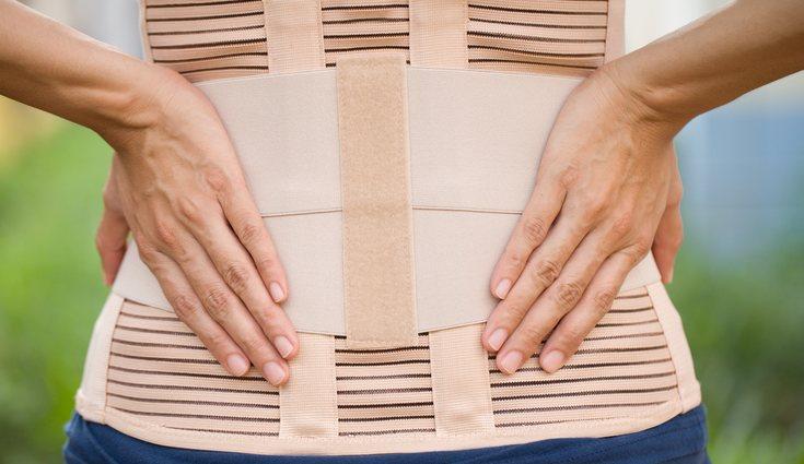 En muchos casos la faja ayuda a evitar lesiones con algunos ejercicios