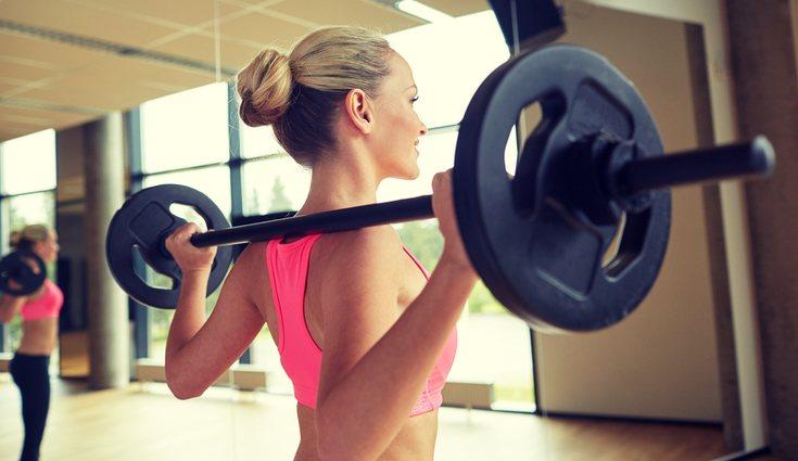 Algunos ejercicios no es recomendable hacerlos con fajas por no permiten ejercitar