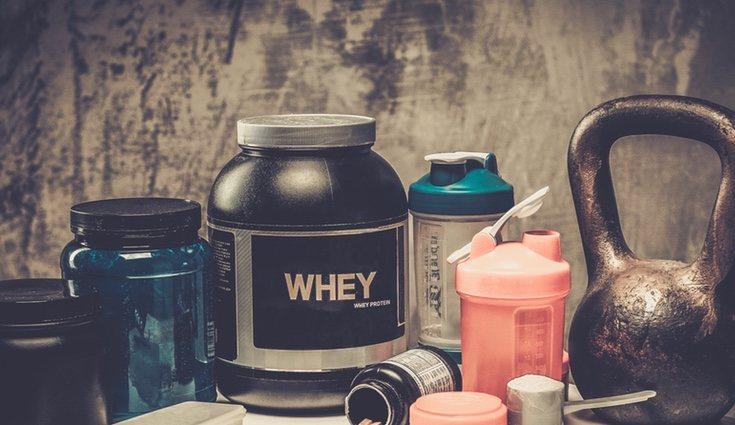 Un producto formado por proteínas y una muy baja cantidad de carbohidratos y grasas