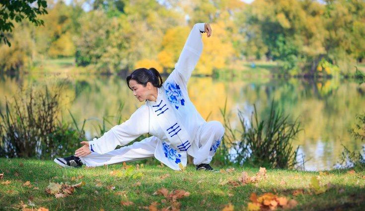 Practicar taichí hace que nuestra calidad del sueño mejore notablemente