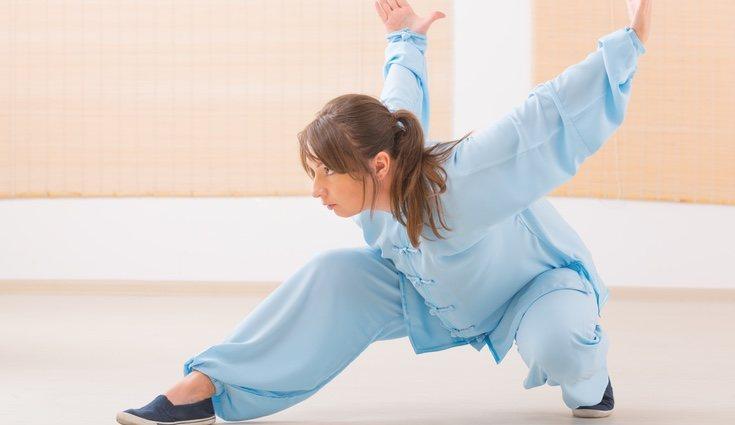 Para prácticar taichí es fundamental utilizar ropa ligera para poder realizar los movimientos