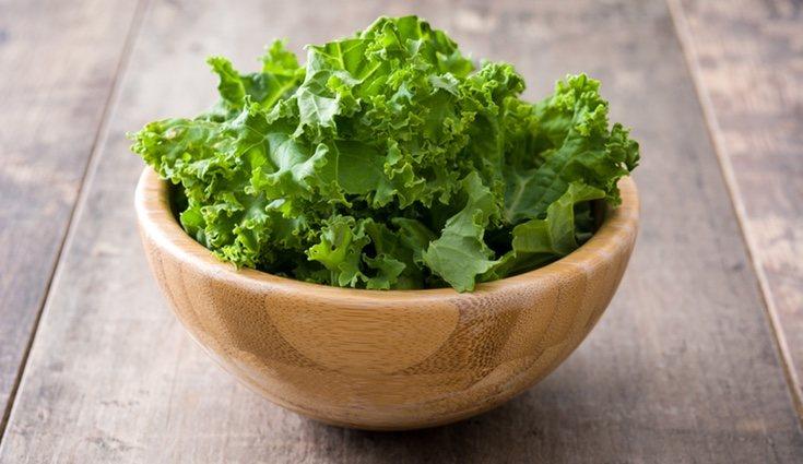 Nutriólogos recomiendan incluir una taza y media de kale en nuestra dieta dos veces a la semana
