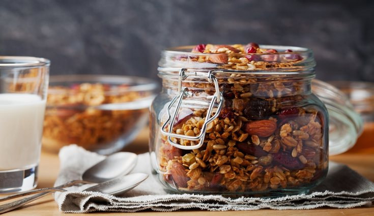La cantidades recomendadas siempre son menores a un puñadito de estos frutos secos