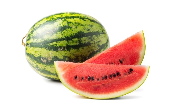 La sandía es otro de los alimentos naturales diuréticos