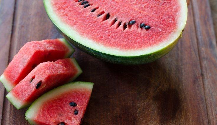 La sandía es una de las frutas que menos engordan por su alto contenido en agua