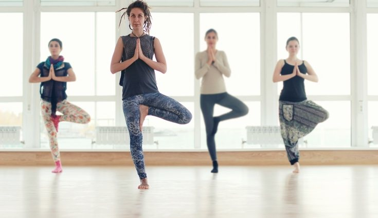El yoga elimina progresivamente la ansiedad y la depresión