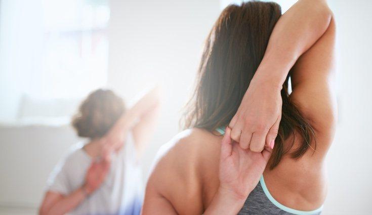 Si realizamos estos ejercicios y duele debemos acudir a un medico inmediatamente