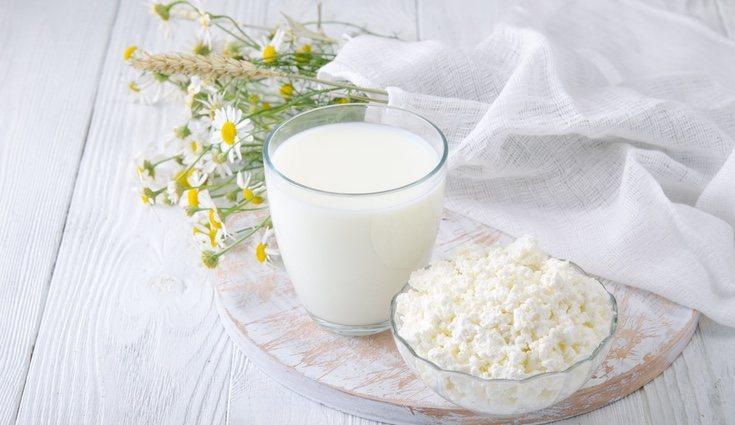 El kéfir ayuda a la digestión y mejora la flora intestinal