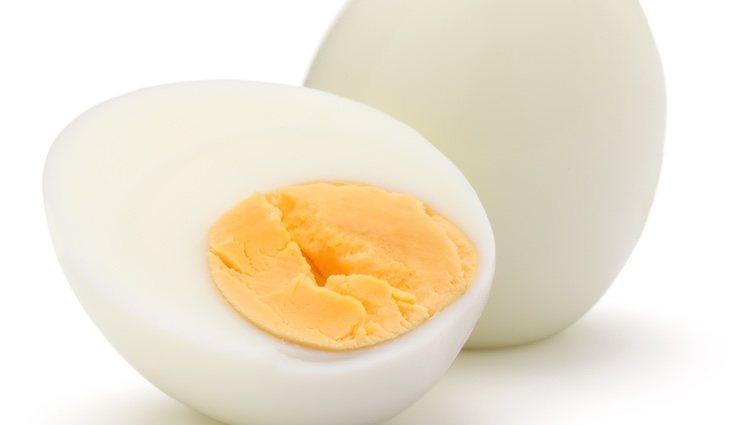 El huevo ayuda a bajar de peso