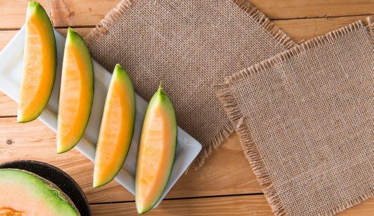 El melón es una fruta baja en calorías y rica en vitaminas