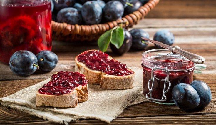 La ciruela es un fruto muy utilizado en la elaboración de dulces y mermeladas