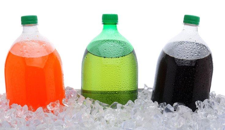 Las bebidas con gaseosa contienen calorías vacías