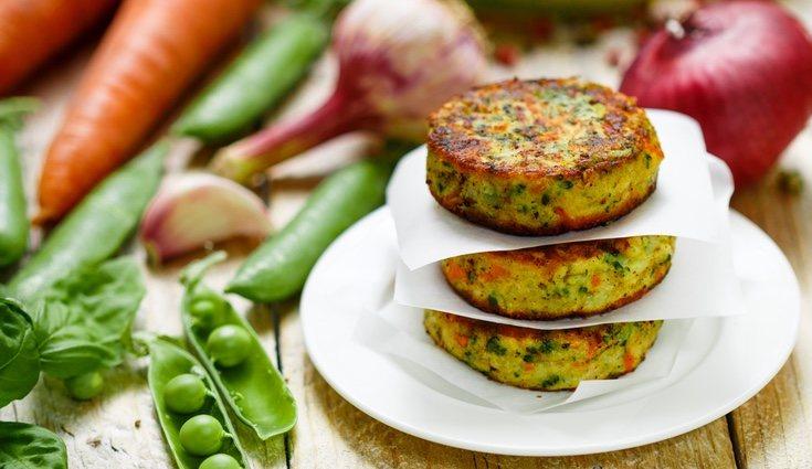 Las hamburguesas de brócoli te sacarán de la rutina