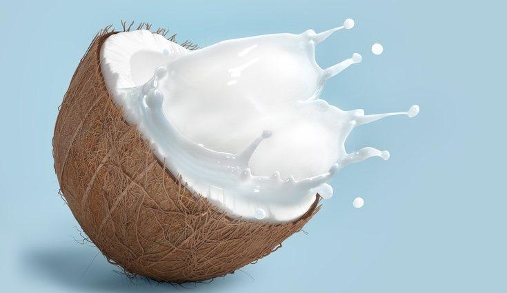 El coco es una de las frutas que más engordan