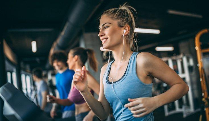 Un entrenamiento cardiovasculas hará que consigas una figura tonificada
