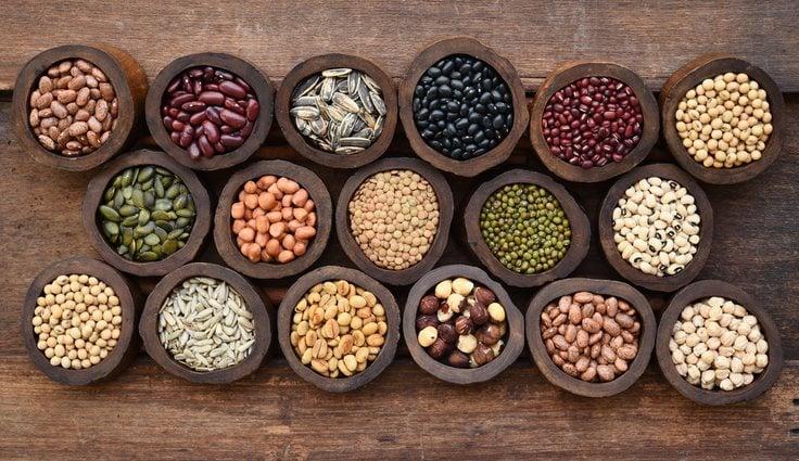 Las legumbres son el alimento perfecto para ayudar la masa muscular