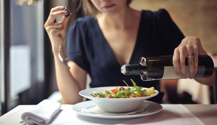 Es igual de importante controlar la dieta para que sean más efectivos los ejercicios