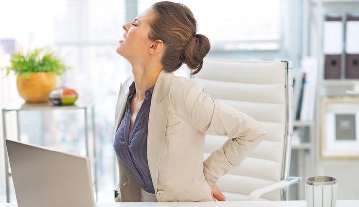 Si en algún momento hay alguna dolencia o malestar en la espalda hay que acudir al médico