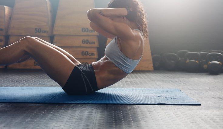 Para conseguir un abdomen perfecto es necesario seguir los ejercicios de manera adecuada