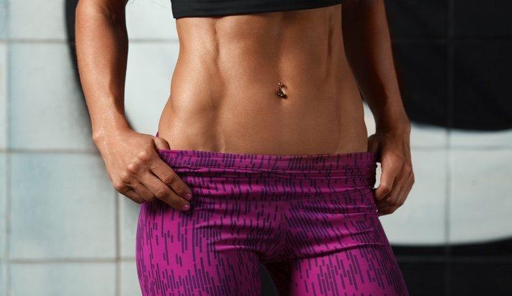 Es necesario llevar una dieta acompañado de ejercicios para el abdomen fuerte