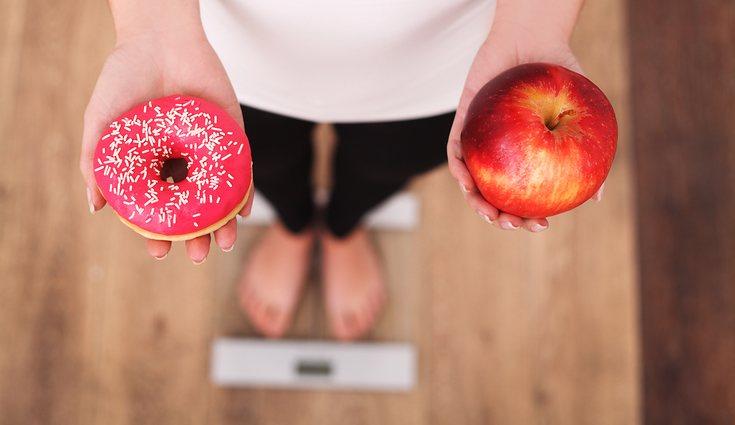 Hay alimentos que aportan grasas vacías