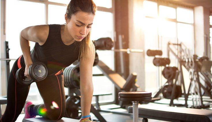 La dieta hay que combinarla con ejercicios de musculatura
