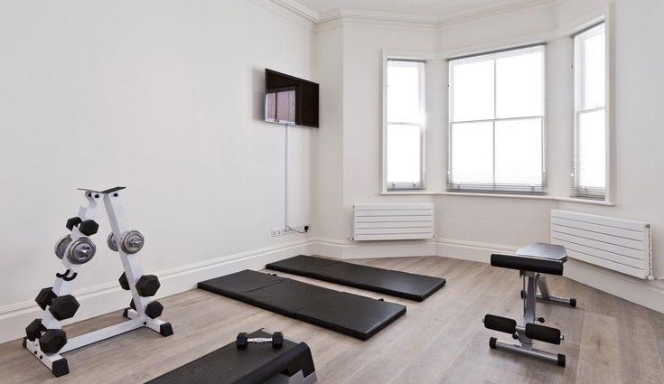 Monta tu propio gimnasio en casa y ahora dinero