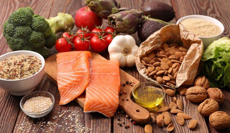 No olvides combinar el ejercicio con una alimentación saludable