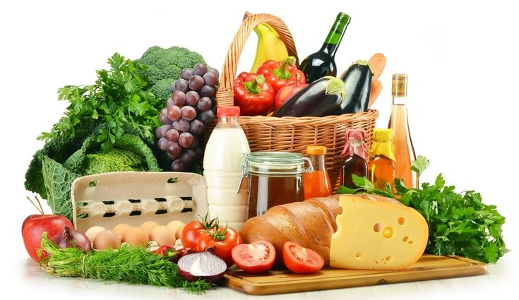 Siempre hay que llevar una alimentación lo más saludable posible