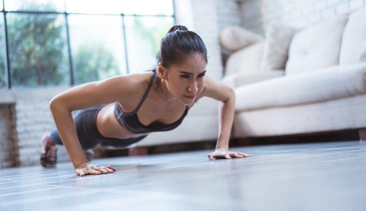Trabaja los músculos con ejercicios en intervalos cortos pero muy intensos