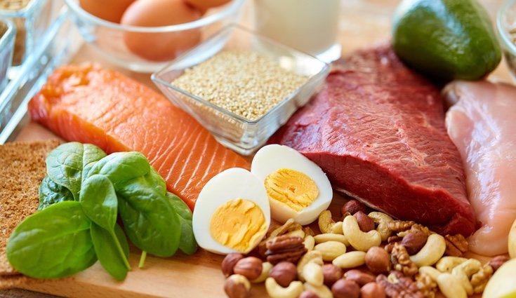 Una de las cosas más importantes es tomar mucha proteínas